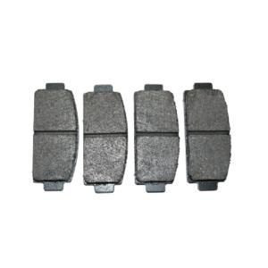 4 Plaquettes de frein arrière microcar mgo3 mgo4 ligier ixo js50 due p88 p85 piece voiture sans permis Mister VSP