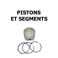 Piston et segment Mister VSP